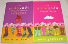 Lot of 2 Books by Neta Jackson~Yada Yada Prayer Group & Yada Yada Gets Tough