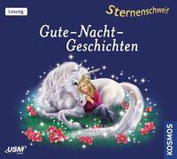 STERNENSCHWEIF - GUTE-NACHT-GESCHICHTEN (HÖRBUCH)   CD NEW CHAPMAN,LINDA