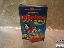 Animaniacs - Wakkos Wish (VHS, 1999, Slipsleeve)
