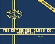 The Cambridge Glass Co., Cambridge, Ohio 1930-1934-ExLibrary