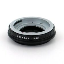 Kipon Voigtlander DKL Lens to Canon EOS Camera Body Mount Free Ship from US Sell
