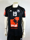 Handball Germany Deutscher Handballbund Shirt Trikot Adidas XL # 19 Kehrmann