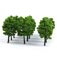 20 Model Trees Train Railroad Diorama Wargame Park Scenery Plants HO Scale Magic