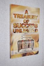 A Treasury of Success Unlimited : An Official Publication of the Napoleon Hil...
