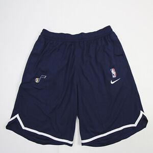 Utah Jazz Nike Dri-Fit Athletic Shorts Men's Navy New with Tags