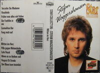 Musikkassette Stefan Waggershausen / Star Collection – Mitten ins Herz