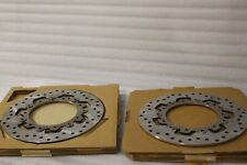 NEW OEM NOS 2009-2018 HARLEY TOURING AGITATOR FLOATING FRONT BRAKE ROTORS