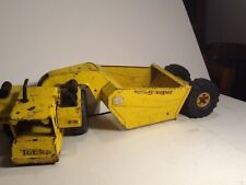 Vintage Mighty Tonka Earthmover/Scraper1975 over 40 years old