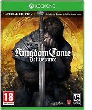 Kingdom Come Deliverance Xbox One **FREE UK POSTAGE!!**