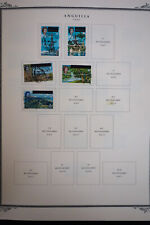 Anguilla Loaded 1970's to 2004 Stamp Collection