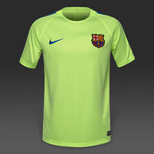 Nike Junior Barcelona 2016-17 training shirt - boys S (age 8-10)