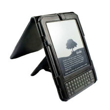 Tuff-Luv Leather Stand Case for Amazon Kindle Keyboard (3rd Generation) NEW