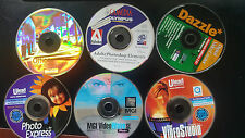 MS Office 2003 Basic Edition and other assorted software