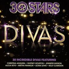 Divas NEW 2CD HITS OF Aretha Franklin,Dolly Parton,Cyndi Lauper,Shakira + More