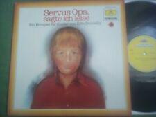 LP: Servus Opa, sagte ich leise - DGG JUNIOR - 1979 - Selten