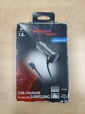 ROCKETFISH MOBILE SAMSUNG CAR CHARGER 600603159237