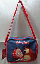 MASHA E ORSO MASHA AND THE BEAR BORSETTA TRACOLLA SHOULDER BAG ZIP