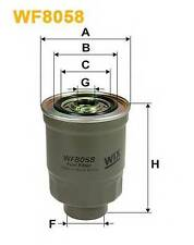WIX FILTERS WF8058 FUEL FILTER  RC516704P OE QUALITY