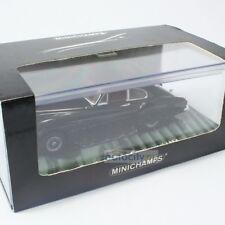 MINICHAMPS BENTLEY CONTINENTAL R BLACK 436139420