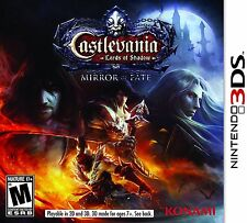 *NEW* Castlevania: Lords of Shadow Mirror of Fate - Nintendo 3DS