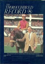1984 Thoroughbred Record Magazine: Ernie Samuel With Dauphin Fabuleux/Sovereign