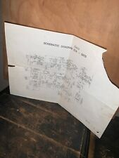 Nikko STA-5010 Schematic Diagram Original Copy