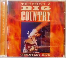 Big Country - Through a Big Country: Greatest Hits (CD 1996)