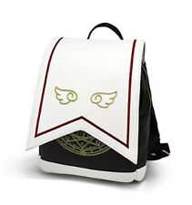 Card Captor Sakura Kinomoto Kawaii Wings Backpack Shoulder Bag Cosplay Mochilas