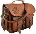 Vintage-Genuine-Leather-Satchel-Shoulder-Bag-Messenger-Laptop-briefcase-for-Men