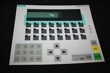 Membran membrane Siemens Simatic multi Panel OP17 dp 6AV3 617-1JC30-0AX1