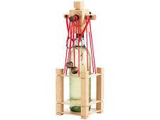 """Flaschen Puzzle """"Siena"""" Weinflaschen Geschenk-Verpackung Knobeln Denkspiel NEU"""