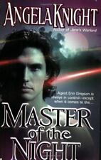 Master of the Night 1 by Angela Knight (2004, Paperback)