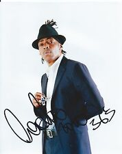 Coolio Gangsta's Paradise Hand Signed 8x10 Photo Autographed w/COA