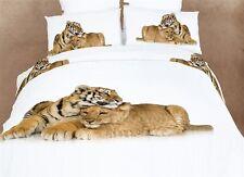 Dolce Mela Safari Themed Bedding Queen Duvet Cover Set DM483Q Duvet Cover NEW