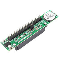 SATA Female to 44Pin 2.5 IDE Male HDD Adapter Converter IDE Adapter 1.5Gb/s New