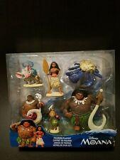 Disney Collection Moana Figurine Playset New Sealed