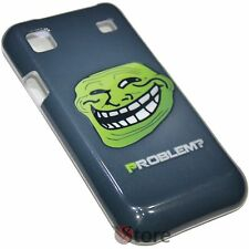 Cover Custodia Per SAMSUNG Galaxy s I9000 I9001 Problem? Rigida