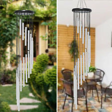 """36"""" Large Tuned Wind Chimes 18 Tubes Memorial Chapel Bells Balcony Garden Decor"""