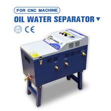 CNC Machine Oil Water Separator Oli Water Filter Oil Cutting Fluid Separate 2018