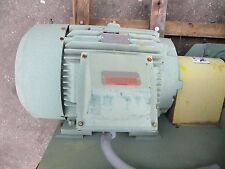 Reliance electric motor 25HP 1170 RPM 324T 460V Surplus