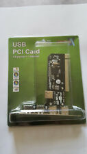 usb 2 pci card, Upgrade your desktop with 4 more usb ports + 1 inernal