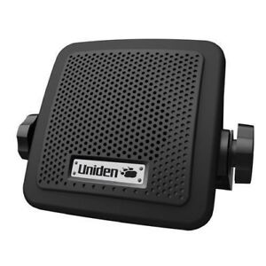 Uniden BC7 Bearcat External CB Radio/Scanner Speaker for Midland Cobra Galaxy