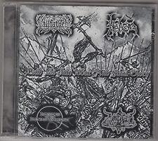 ALLFATHER / NEBRON / HORDER OF THE LUNAR ECLIPSE / GNOSTIC - split CD