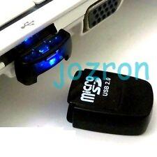 MR1 Micro SDHC SDXC SD TF Nano USB Reader Adapter Mobile UltraBook Tablet Black