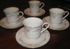 """Servizio Da Te'/Latte """" ARTE CINESE """" Porcellana Made In China Anni 70/ pz.8"""
