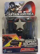 NIP Marvel Captain America Super Soldier Gear Recon Rangefinder Toy Winter Comic