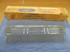 1970 MERCURY MARQUIS MARAUDER PARKLANE PARKING LIGHT LENS NOS IN BOX 215