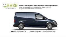 Door to Door Parcel Delivery Courier Service Midlands. From £0.85p Per Mile