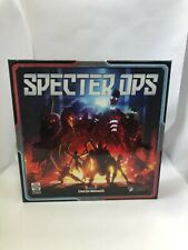 Specter Ops Board Game | Ages 9+, 2-5 Players, 60-120 min Duration