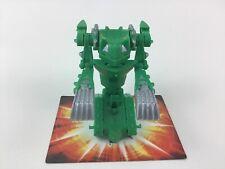 Bakugan Ventus Axellor Green Mobile Assault Mechtanium Surge 250G Spin Master